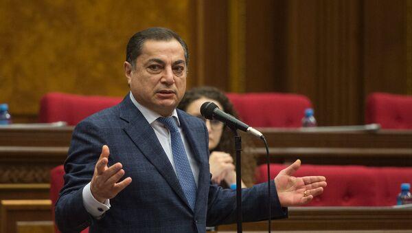 Ваграм Багдасарян - Sputnik Армения