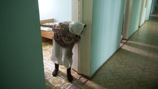 Подопечная дома престарелых - Sputnik Армения