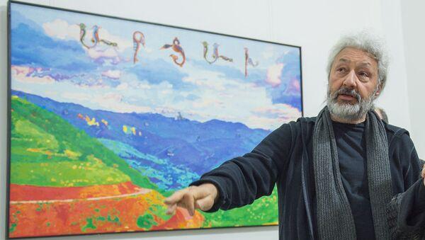 Выставка картин Стаса Намина в Ереване - Sputnik Արմենիա