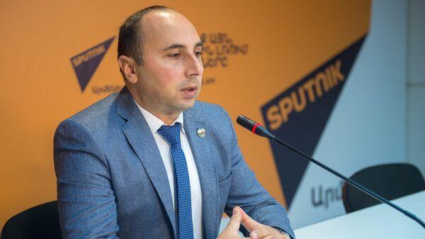 Карен Ованнисян - Sputnik Արմենիա
