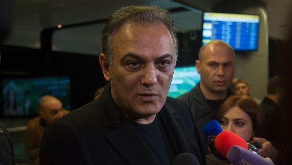 Министр транспорта и связи Армении Гагик Бегларян - Sputnik Армения