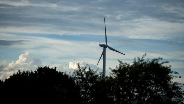 Ветряная электростанция - Sputnik Արմենիա