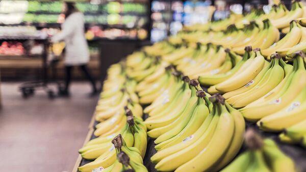 Бананы на прилавке. - Sputnik Արմենիա
