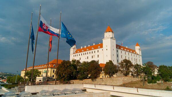 Здание парламента Словакии - Sputnik Արմենիա
