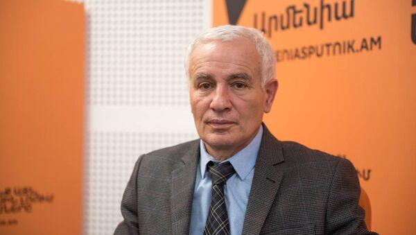 Марзпет Камалян - Sputnik Արմենիա