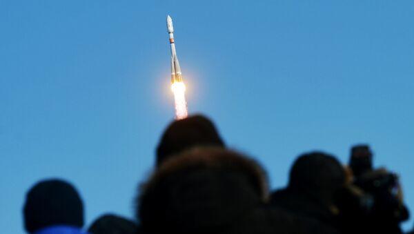 Запуск ракеты Союз-2.1а с космодрома Восточный - Sputnik Արմենիա