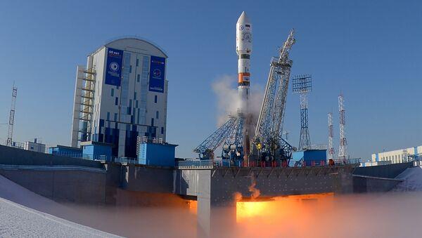Запуск ракеты Союз-2.1а с космодрома Восточный - Sputnik Армения