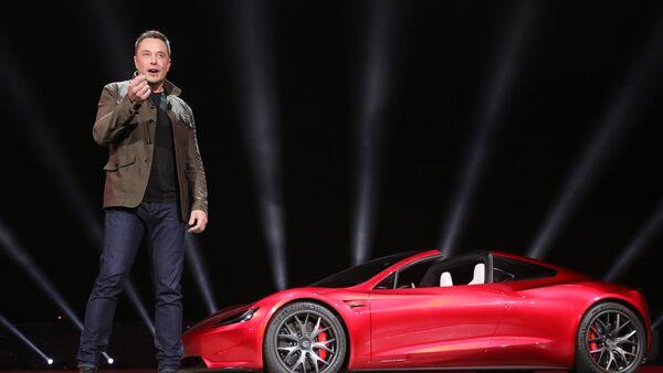 Основатель SpaceX и Tesla Илон Маск - Sputnik Армения