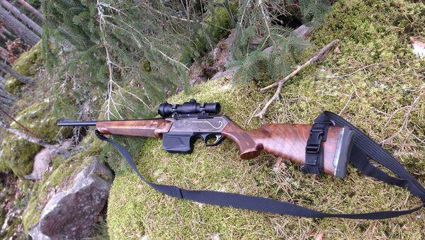 Охотничье ружье - Sputnik Արմենիա