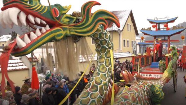 Китайский карнавал в Баварии - Sputnik Армения