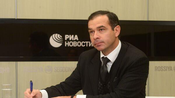 Артур Атаев Начальник сектора кавказских исследований Российского института стратегических исследований - Sputnik Армения