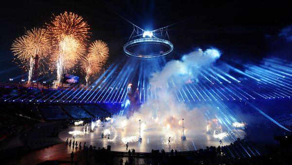 Церемония открытия XXIII зимних Олимпийских игр (9 февраля 2018). Пхенчхан, Южная Корея - Sputnik Армения