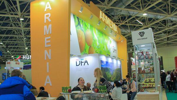 Выставка Продэкспо 2018. Павильон Армения - Sputnik Армения