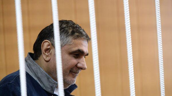 Рассмотрение ходатайства следствия об аресте Захария Калашова в Тверском суде - Sputnik Армения
