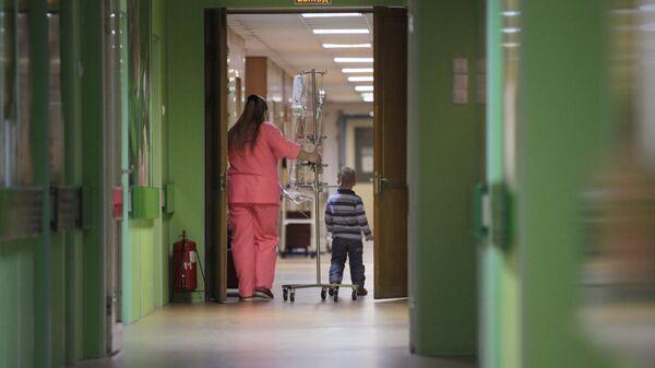 Больница, детское онкологическое отделение - Sputnik Армения