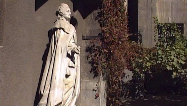 Քանդակագործ Մերկուրովը Եկատերինա II –ի քանդակը Մոսկվայից Երևան է ուղարկել մահվան սպառնալիքի տակ - Sputnik Արմենիա
