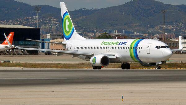 Самолет Boeing 737-8K2 авиокомпании Трансавиа - Sputnik Արմենիա