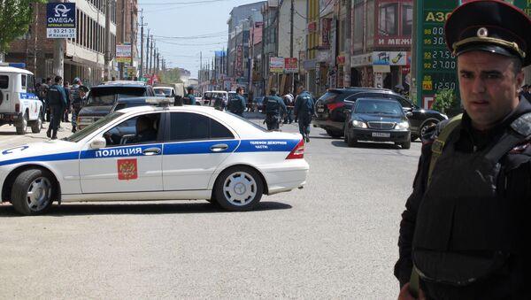 Полиция в Махачкале - Sputnik Արմենիա