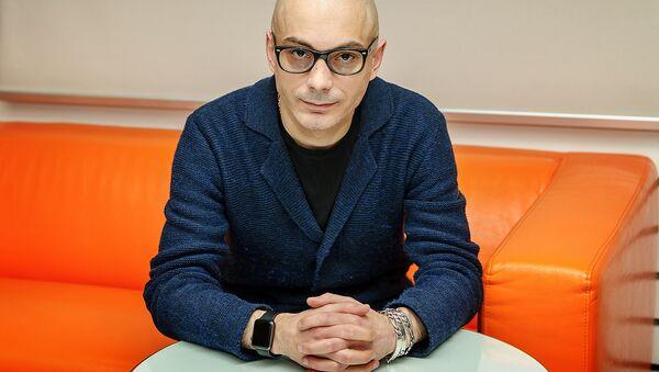 Журналист, публицист и писатель Армен Гаспарян - Sputnik Армения