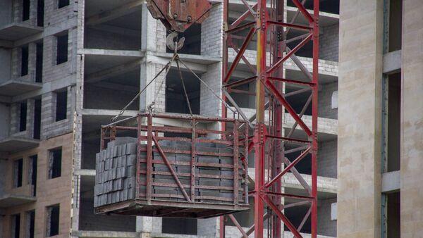 Строительство жилого дома - Sputnik Армения