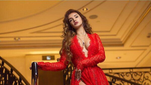 Победительница национального конкурса красоты Мисс Азербайджан-2016 Оксана Бархатова - Sputnik Армения