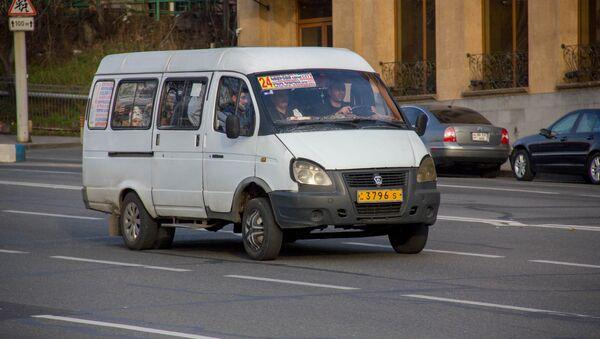 Маршрутное такси - Sputnik Армения