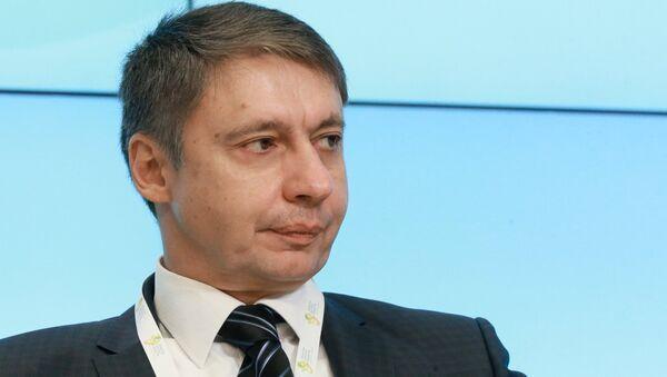 Проректор по развитию Академии труда и социальных отношений Александр Сафонов - Sputnik Армения