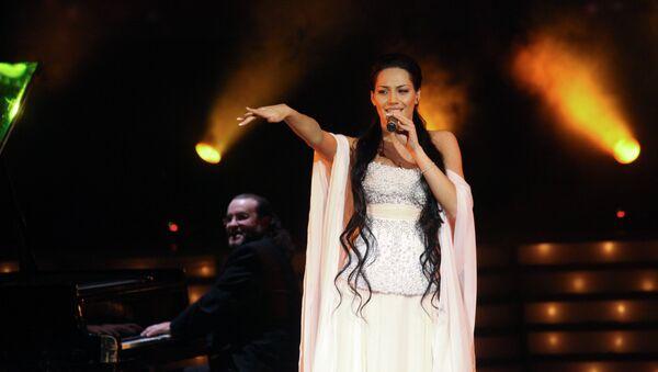 Певица Ева Ривас представит Армению на Евровидении-2010 - Sputnik Արմենիա