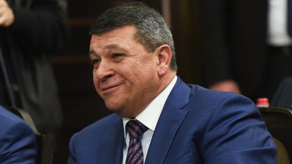 Начальник Полиции Армении Владимир Гаспарян - Sputnik Армения