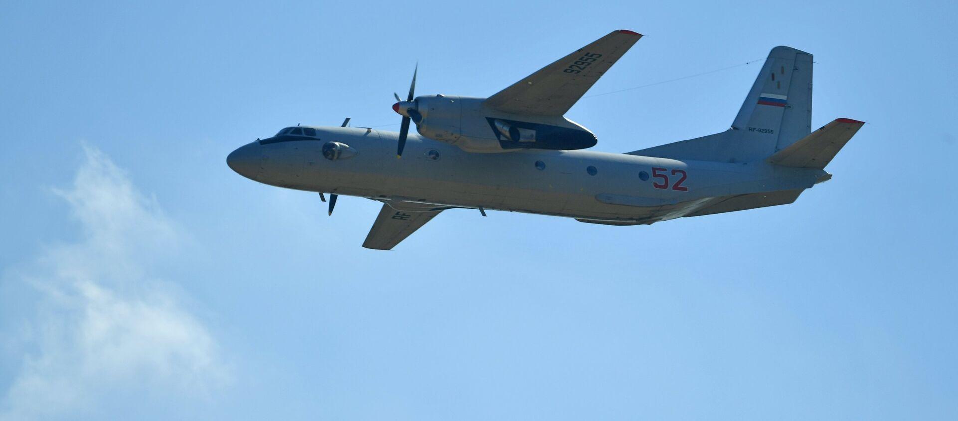 Самолёт Ан-26 - Sputnik Армения, 1920, 06.07.2021