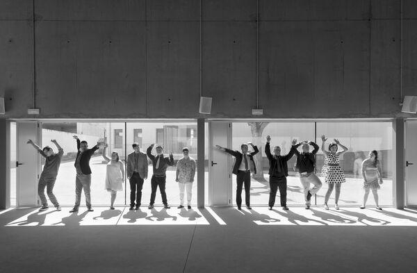 Իսպանացի լուսանկարիչ Ana Amado–ի լուսանկարը Down Dance ֆոտոշարքից (Professional) - Sputnik Արմենիա