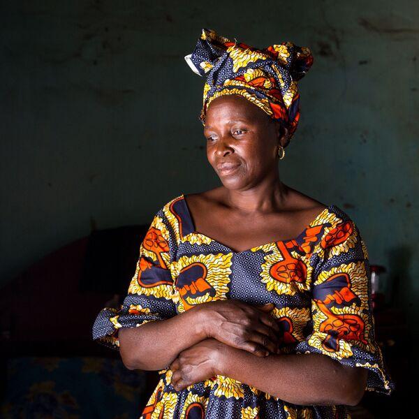 Fatou Bojang–ի լուսանկարը, հեղինակ`  Asha Miles - Sputnik Արմենիա