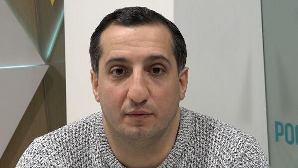 Арарат Кещян поздравил девушек с 8 марта - Sputnik Արմենիա