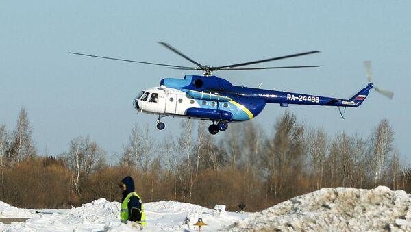 Вертолет Ми-8 - Sputnik Արմենիա