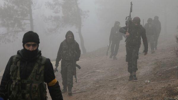 Войска в Африне - Sputnik Армения