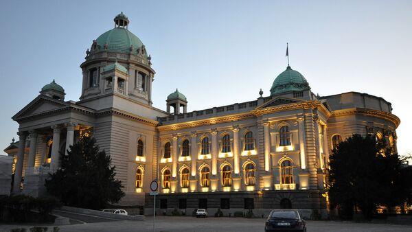 Здание парламента Сербии - Sputnik Армения