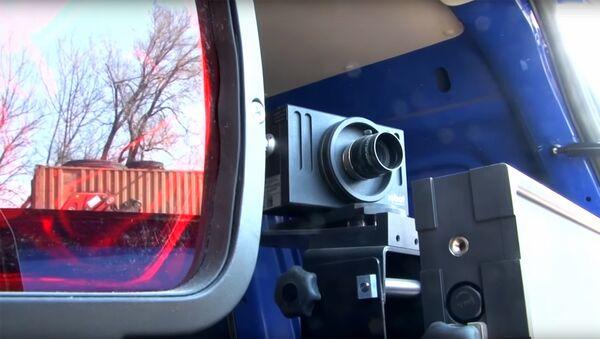 Мобильный дорожный радар скорости - Sputnik Արմենիա