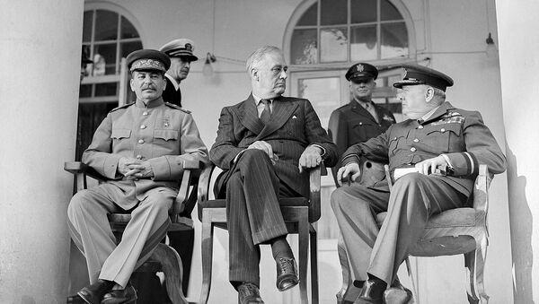 Тегеранская конференция - Sputnik Արմենիա