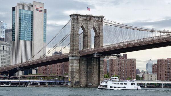 Крупнейший город в США, Нью-Йорк - Sputnik Армения