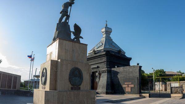 Холм Чести, Гюмри, Армения - Sputnik Армения