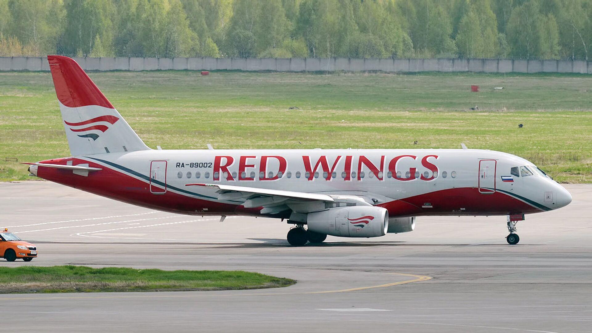 Самолет авиакомпании Red Wings - Sputnik Արմենիա, 1920, 22.09.2021