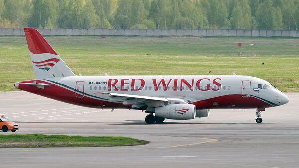 Самолет авиакомпании Red Wings - Sputnik Արմենիա