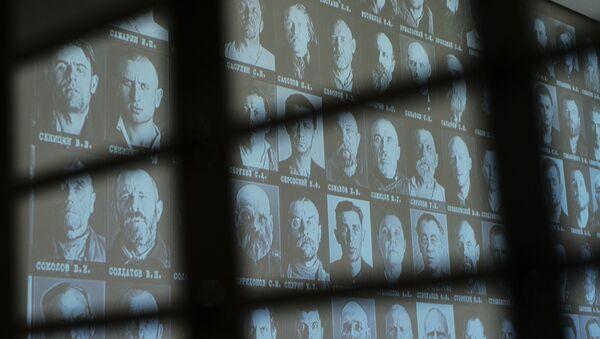 Выставка Жертвам политических репрессий посвящается - Sputnik Армения