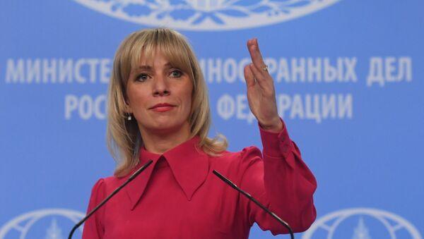 Брифинг официального представителя МИД России М. Захаровой - Sputnik Армения