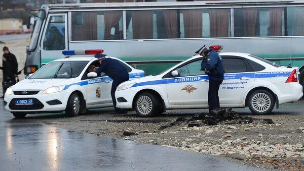 Полиция - Sputnik Армения