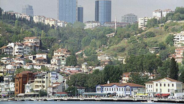 Вид на город Стамбул - Sputnik Армения