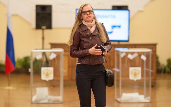 Ռդ նախագահական ընտրություններ. Երևան - Sputnik Արմենիա