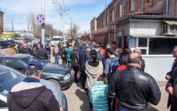 ՌԴ նախագահի ընտրություններ. Գյումրի - Sputnik Արմենիա