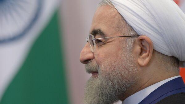 Президент Исламской Республики Иран Хасан Рухани - Sputnik Արմենիա