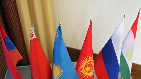 Рабочая встреча высших должностных лиц ШОС, СНГ, ЕЭС и ОДКБ - Sputnik Արմենիա